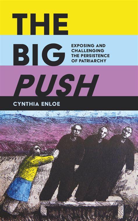 the sociology book big 0241182298 the big push cynthia enloe paperback university of california press