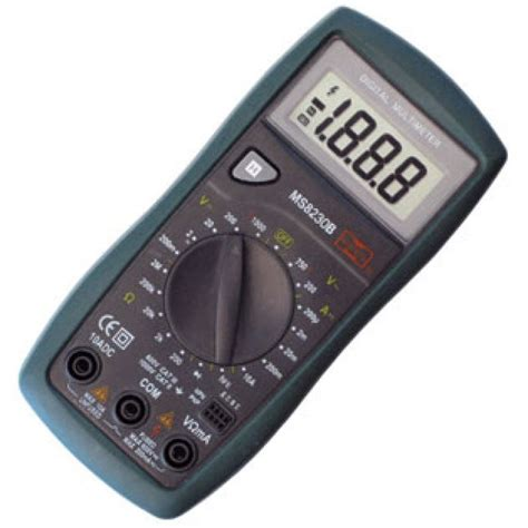diode test by multimeter digital multimeter mastech ms8230b digital multimeter data hold diode test hfe transistor test
