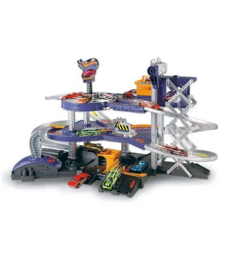 Garage Playset by Wheels Turbo Town Garage Playset