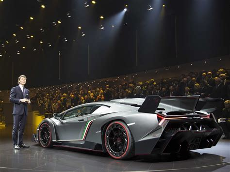 fastest lamborghini made lamborghini veneno limited edition of three already sold