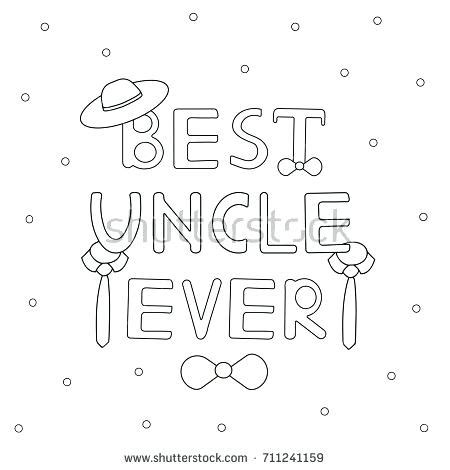 happy birthday uncle coloring pages best uncle coloring pages