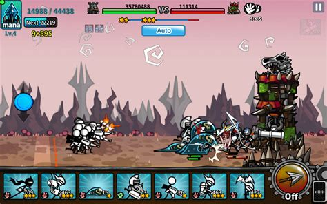 download mod game cartoon wars cartoon wars 3 apk free role playing android game download