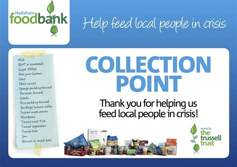 Bank Collection by Food Bank Collection