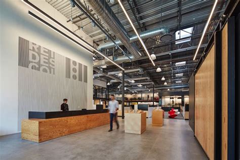 Front Desk Hq by Design S New Headquarters Revitalized
