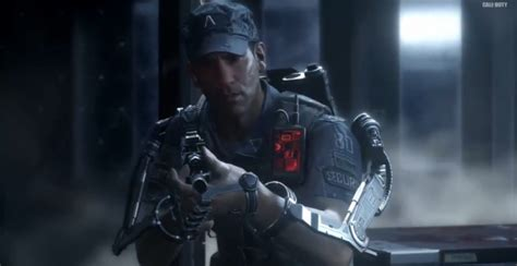 exo zombies cast jon bernthal will be playable character in call of duty