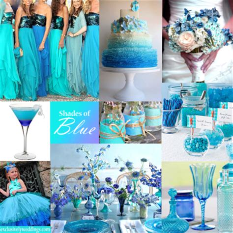blue wedding colors turquoise wedding color check these combinations