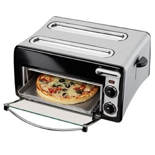 4 Slice Toaster And Toaster Oven Combo Toastation 174 4 Slice Toaster Oven Gadgets