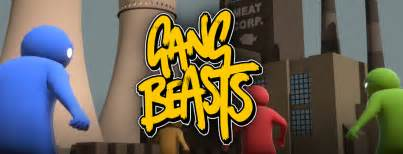Gang beasts is a really fun indie game to play with friends