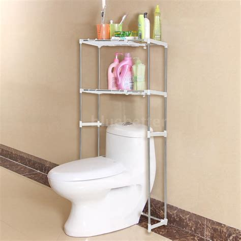 The Toilet Storage Bathroom Rack Bathroom Space Saver Storage Cabinet The Toilet Shelf