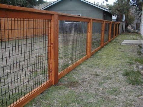 backyard dog fence ideas yard fence ideas dog yard pinterest