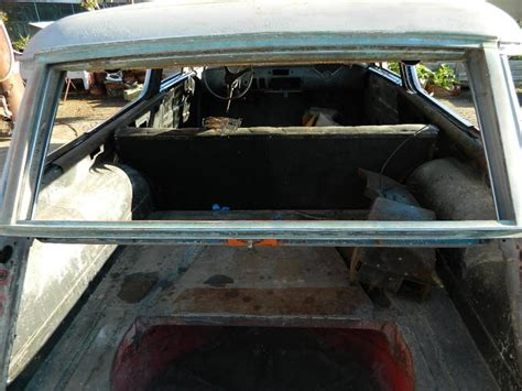 project cars for sale on ebay the picker tm 1955 chevy nomad project car for