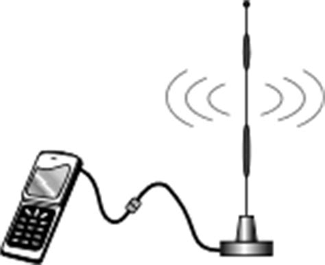 antenna adapters  wireless cell phones