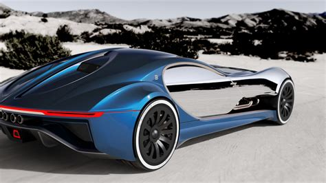 bugatti concept bugatti type 57 t concept photo
