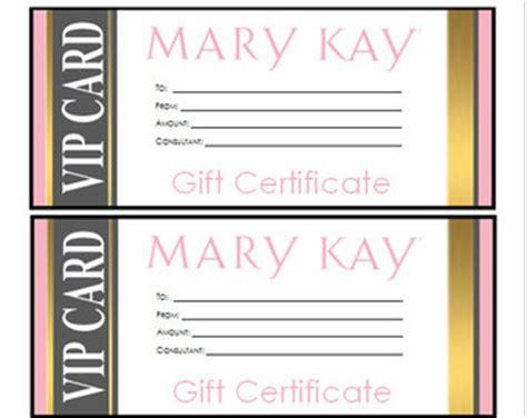 Mary Kay Gift Card - mary kay etsy