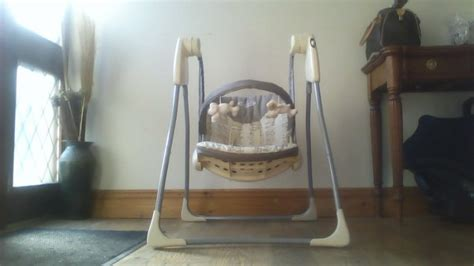 baby swing chair for sale graco swing chair for sale for sale in gorey wexford from
