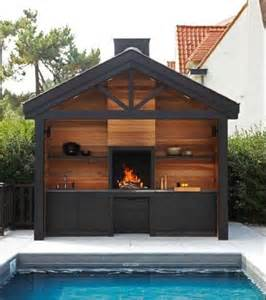 Unique European House Plans pictures wooden bbq grill house i love grill