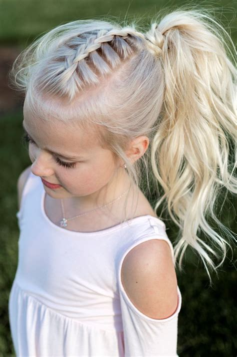 kids shoulder kength hair styles shoulder length hairstyles for kids best 10 cute little