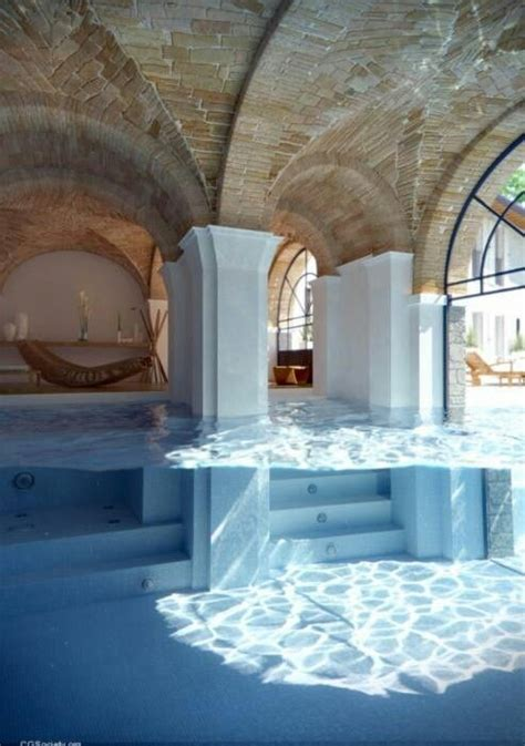 amazing pools that are both indoor and outdoor 64 best images about pools on pinterest caves santorini