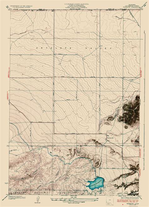 usgs topo maps california historical topographical maps fairmont california