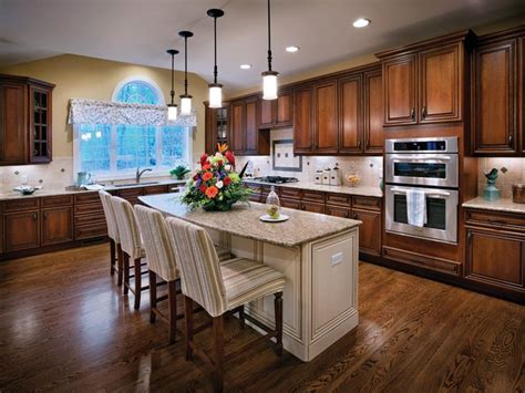 gourmet kitchen island toll brothers gourmet kitchen with center island i like