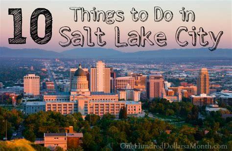 Garden City Utah Things To Do 10 Things To Do In Salt Lake City Utah One Hundred