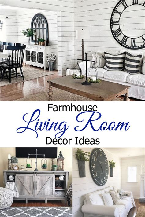 Farmhouse Living Room Decorating Ideas by Farmhouse Living Rooms Modern Farmhouse Living Room
