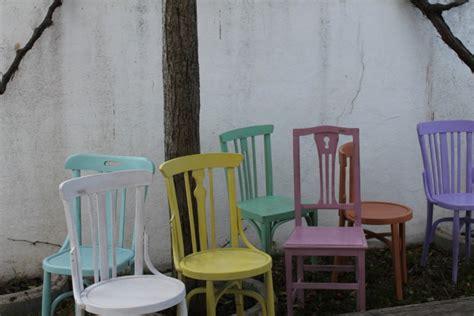 credenze bianche anticate foto sillas chalk paint de gaya 849167 habitissimo