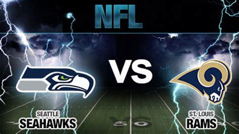 seahawks vs rams spread monday football point spread seahawks vs rams