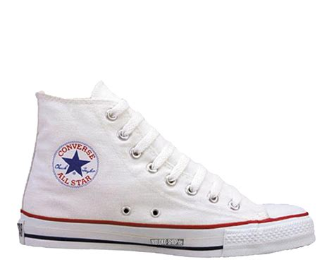 Convers Chuk wei 223 e converse chucks optical white hi