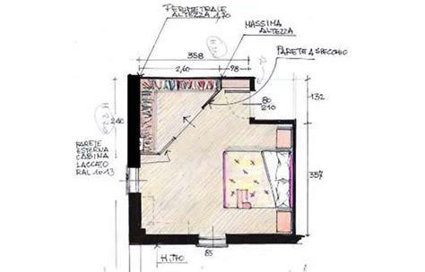 progetti cabine armadio cabina armadio in mansarda
