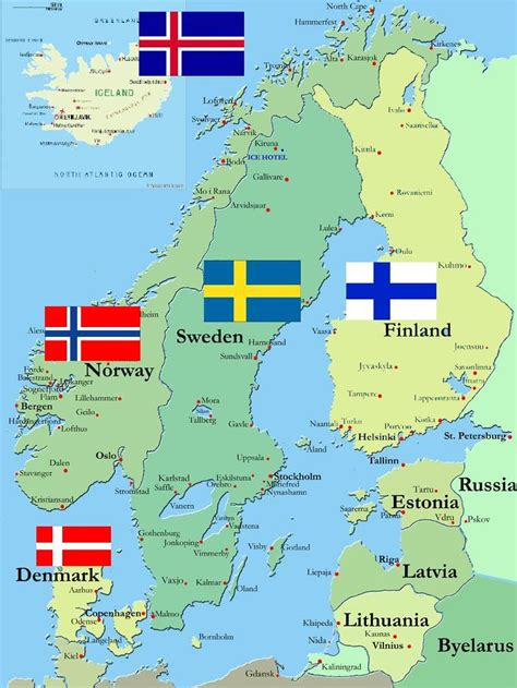 Mba In Scandinavian Countries by Image Gallery Scandinavia