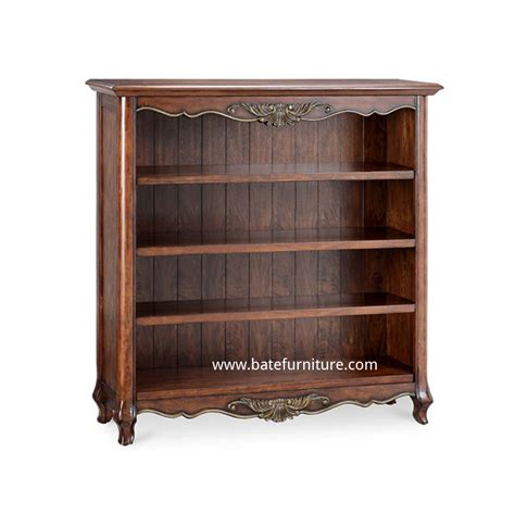 mahogany small bookshelf