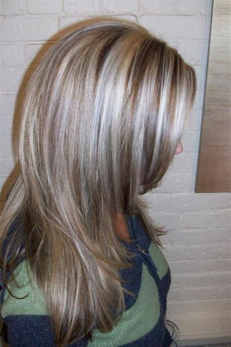 white hair with black lowlights 17 best ideas about white hair highlights on pinterest