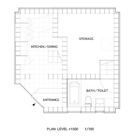 Plan B The Shelf by Gallery Of Shelf Pod Kazuya Morita Architecture Studio 11