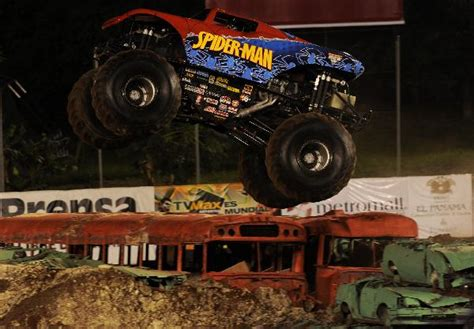 how does truck jam last spectacular truck stages in panama americas