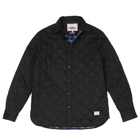 Quilted Shirts For penfield kemsey quilted shirt shirts from cooshti