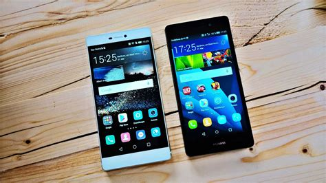 huawei p8 lite vs huawei p8 what are the differences