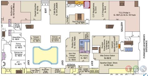 mall of the emirates floor plan holiday centre trade center 1 dubai united arab