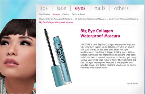 Big Silkygirl silkygirl big eye collagen waterproof mascara critiques
