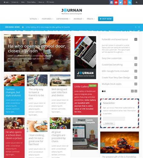 template joomla community art wikipedia