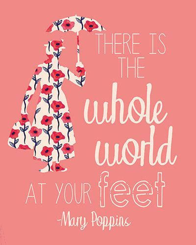 mary poppins quotes ideas  pinterest fun work quotes mary poppins  mary poppins