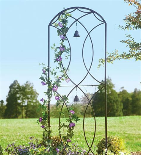 White Metal Garden Trellis 25 Unique Metal Garden Trellis Ideas On Focal