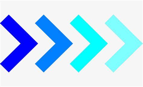 blue arrow gradient color arrow png image and blue arrow gradient color arrow png image and clipart