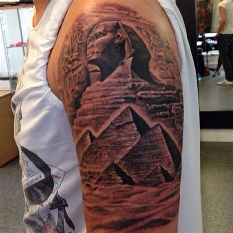 egyptian pyramid tattoo great pictures tattooimages biz