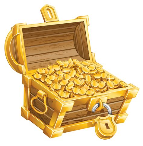 A Box Of Treasures by Open Treasure Chest Clipart Clip Of Treasure Chest