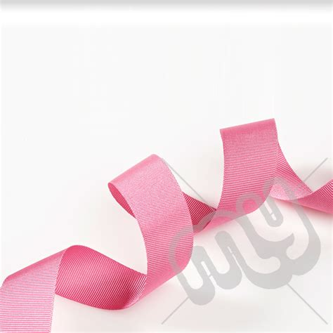 fuschia pink grosgrain ribbon 25mm x 20 metres my