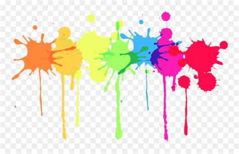 color run paint the color run paint clip paint png 1680