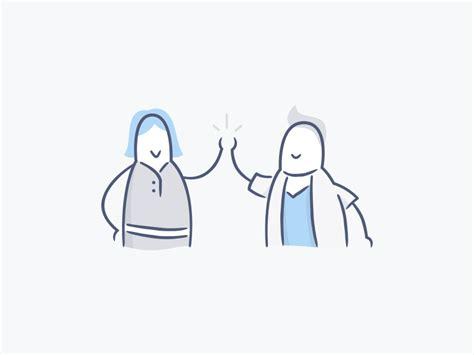 dropbox illustrations dropbox team illustrations