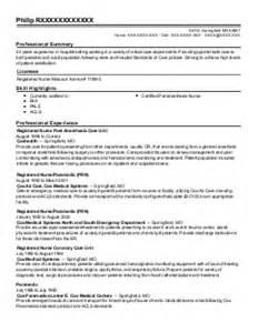 outpatient sle resume