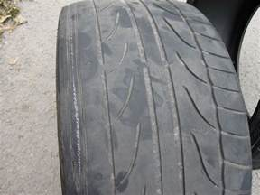Car Tires Wearing On The Outside Excessive Inside Rear Tire Wear Bmw Post
